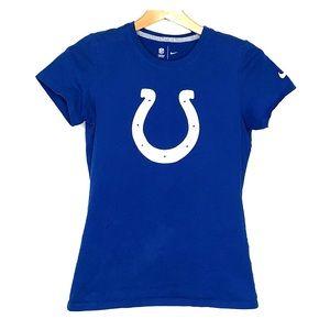 NIKE NFL COLTS • Indianapolis Royal Blue T-Shirt